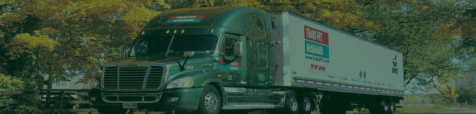 Trans-Frt McNamara Truckload or LTL